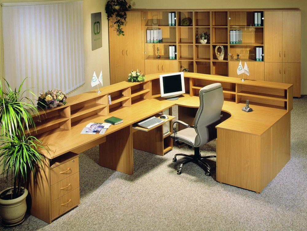 Офисная мебель фото своими руками